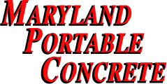 Maryland Portable Concrete