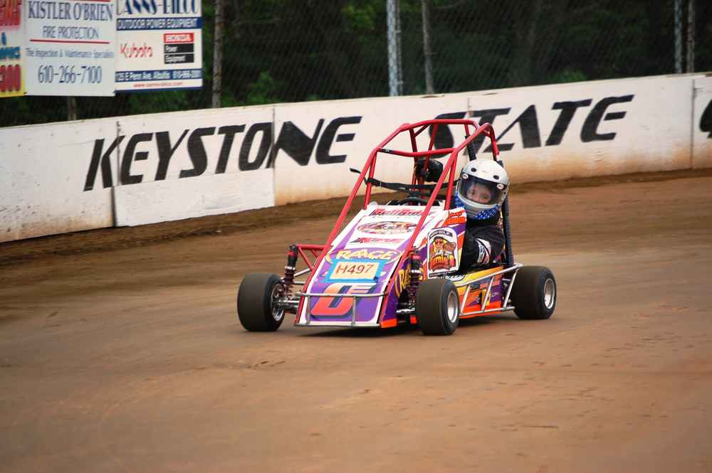 Keystone State Quarter Midget Racing Club