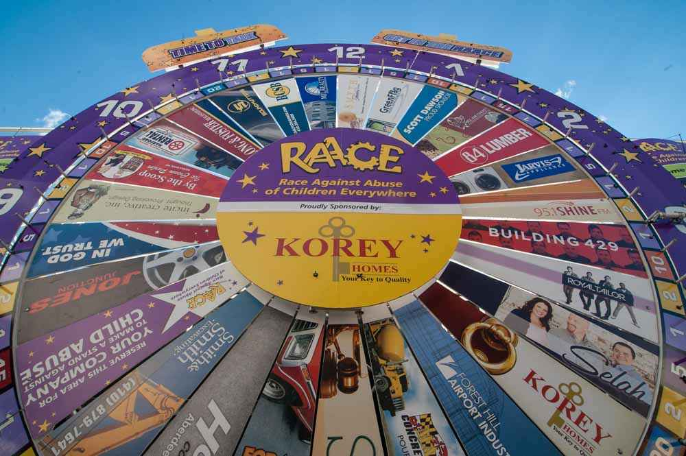 Korey Big Wheel