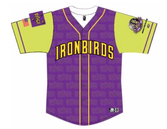 Ironbirds Jersey 2017