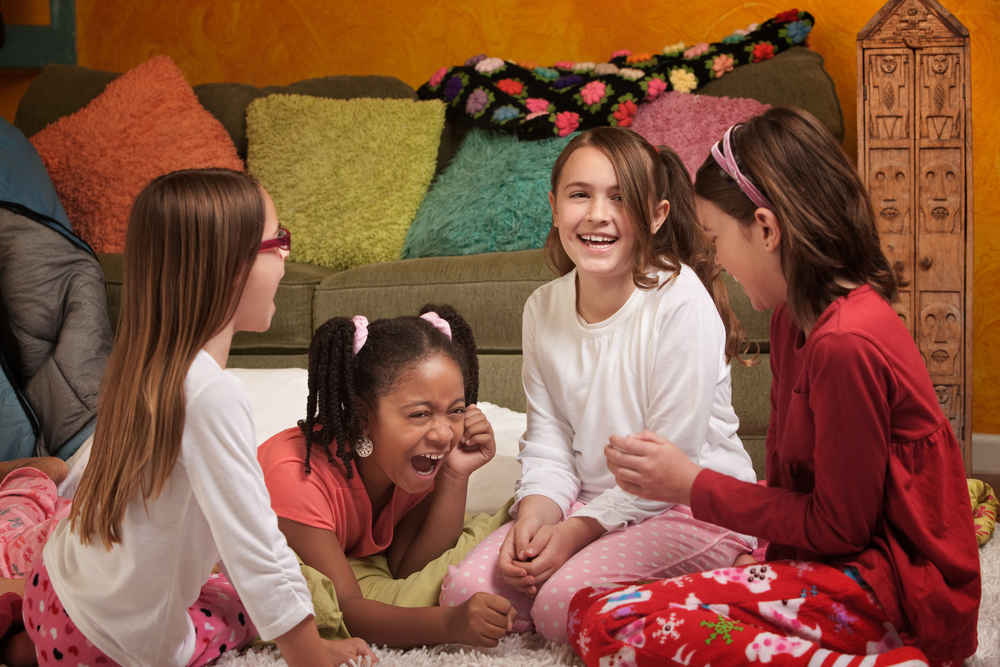Surviving the Sleepover Party