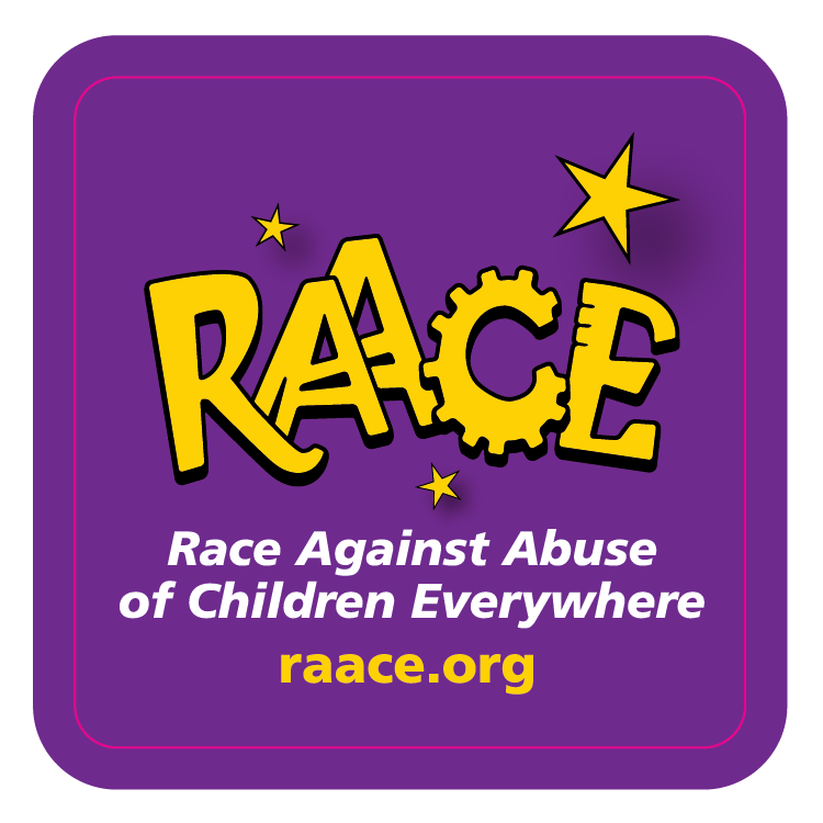 RAACE Square Sticker