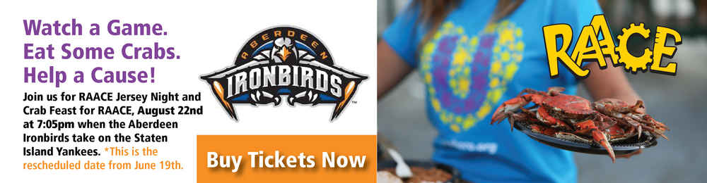 Ironbirds Crab Feast for RAACE