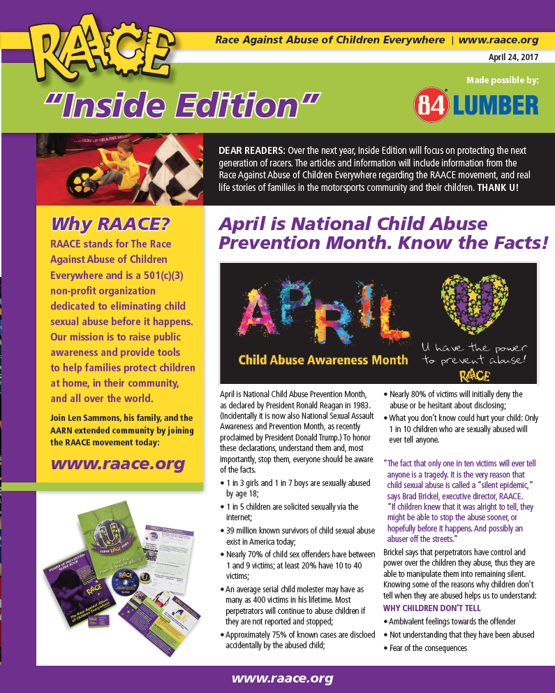Inside Edition April 2017