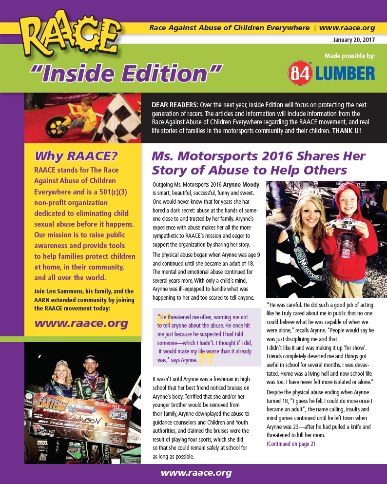 Inside Edition Jan 2017