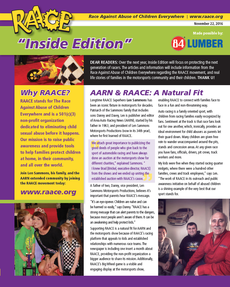 Inside Edition Nov 2016