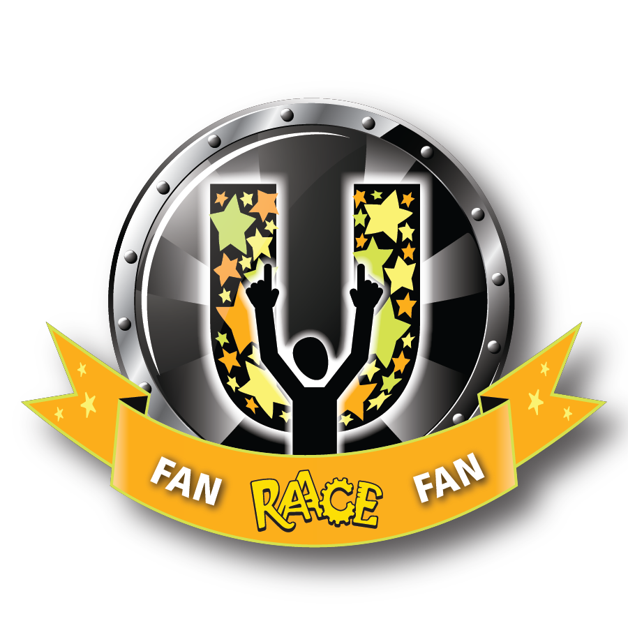 RAACE Fan Badge
