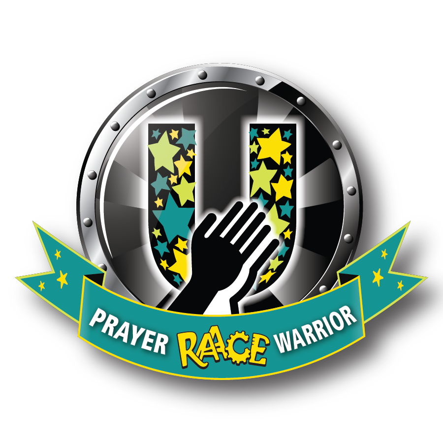 RAACE Prayer Warrior Badge