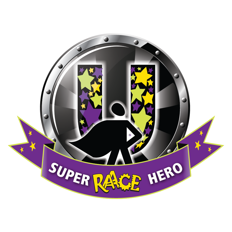 RAACE SuperHero Badge