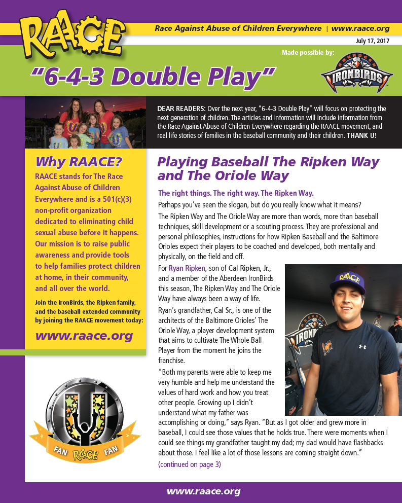 Double Play July 2017
