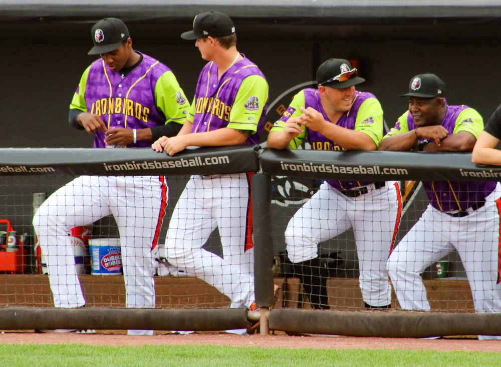 IronBirds Player Jerseys