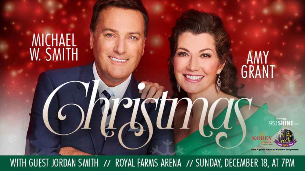 Christmas with Michael Smith & Amy Grant