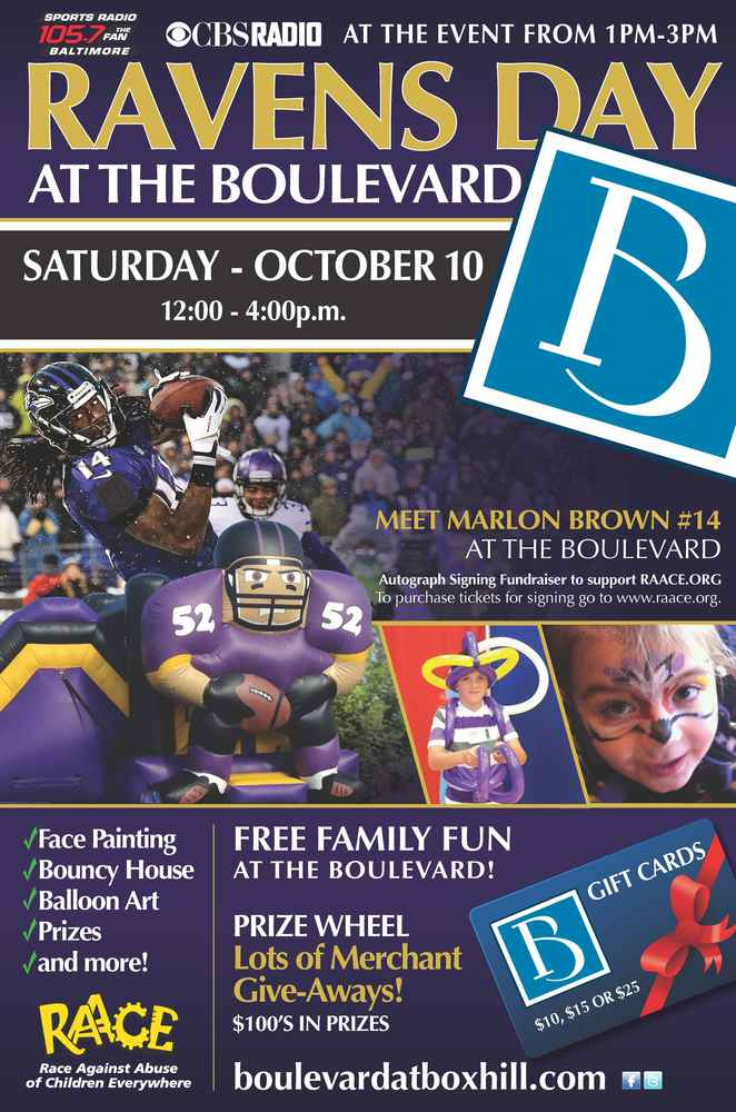 Ravens Day Event 2015